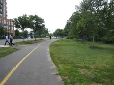 Four Mile Run trail