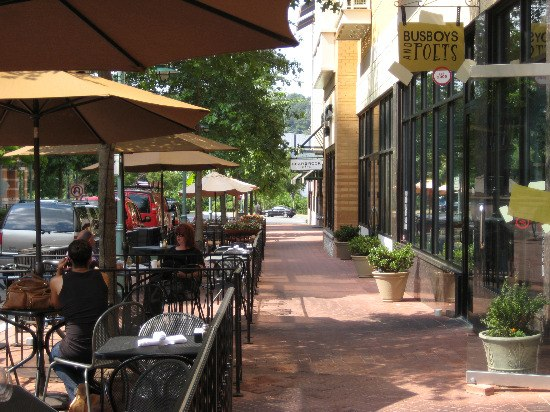 Shirlington Busboys and Poets